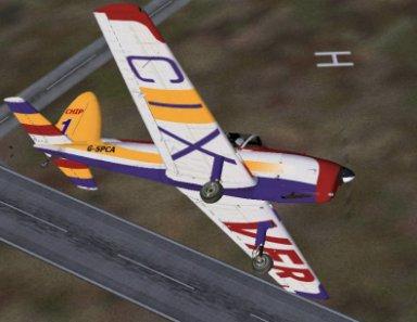 2-4-CIX Display Aircraft